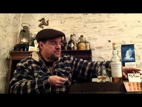 whisky review 503 - Talisker 18yo @ 45.8%vol