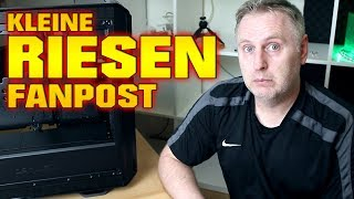 Kleine RIESEN Fanpost | Be Quiet Dark Base Pro 900 rev.2 | Deutsch thumbnail