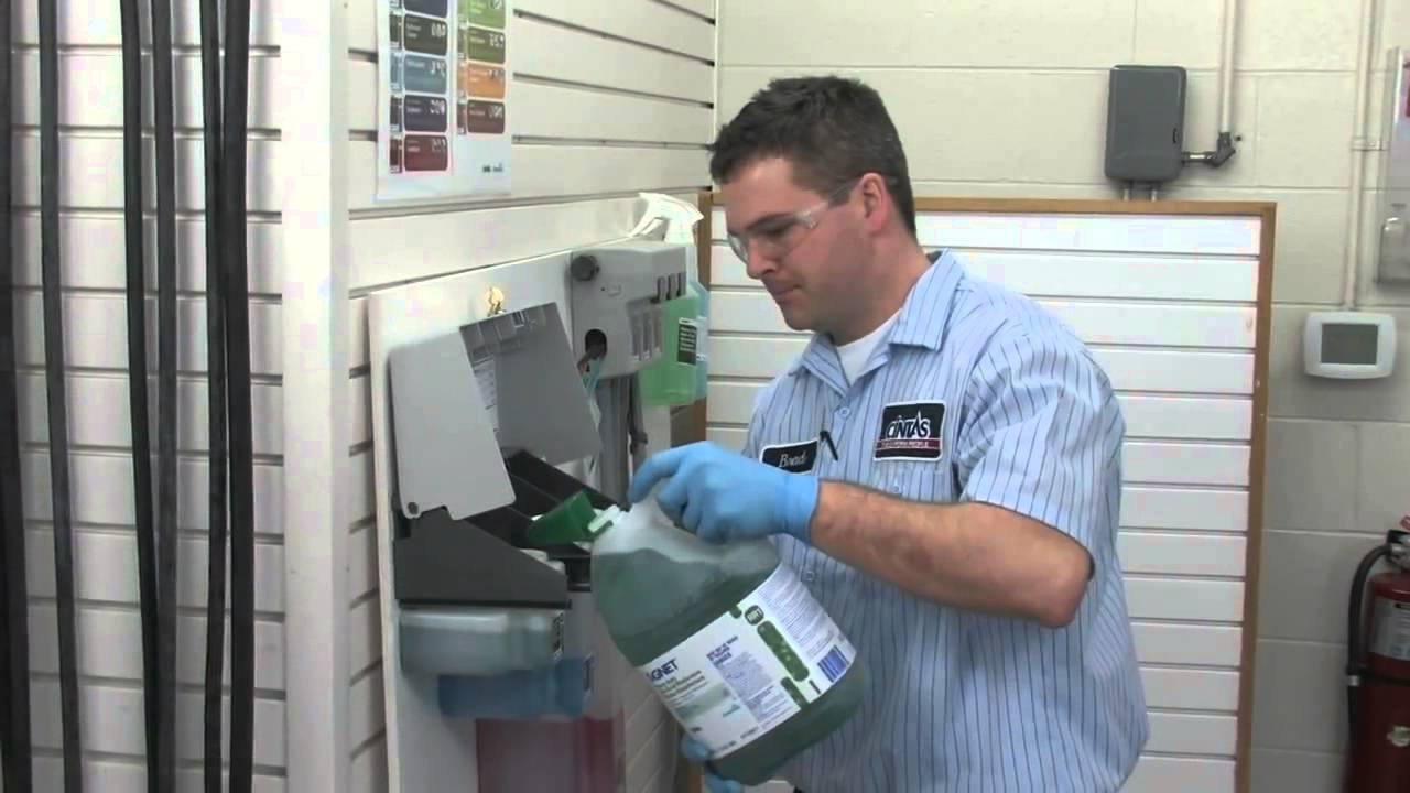 Signet Cleaning Chemical Service Cintas 720p Youtube