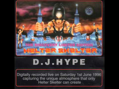 Dj Hype Mc GQ & Mc Mc @ Helter Skelter Discovery June 1st 1996