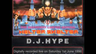 Dj Hype Mc GQ & Mc Mc @ Helter Skelter Discovery 1 6 96