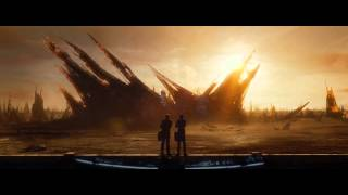 Ender's Game Music Video - Radioactive
