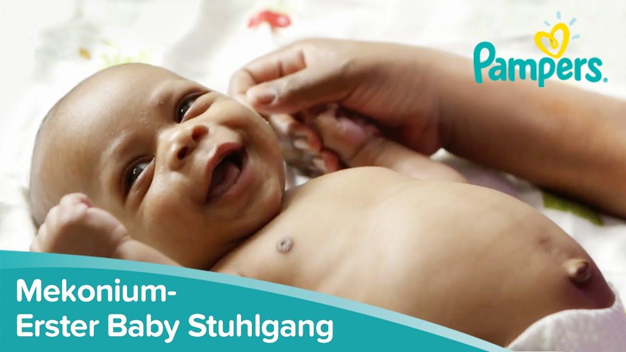 Schwarzer Stuhlgang Beim Baby Ursachen Hilfe Desiredde