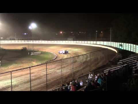 Cory Mahder - May 10th, 2013 - 1st Place - Feature - Red Cedar Speedway