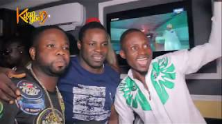 Jigan Performed {  Sho Mo Age Mi } As He Celebrates Birthday With Super Stars