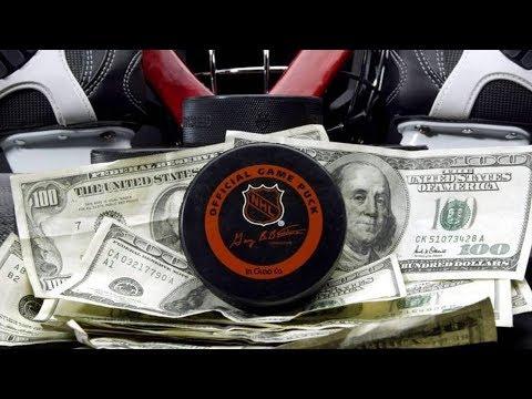 Зарплаты хоккеистов. Сколько получают хоккеисты в КХЛ и НХЛ