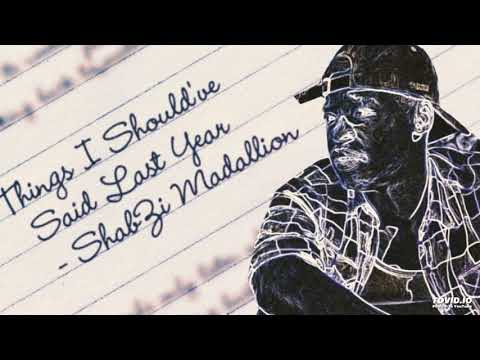 Shabzi Madallion ft. Erick rush - What are they saying+lyrics