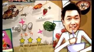 料理美食王/蒜香奶油蝦(林秋香)/紅酒番茄燉牛肉&馬鈴薯泥(程安琪)