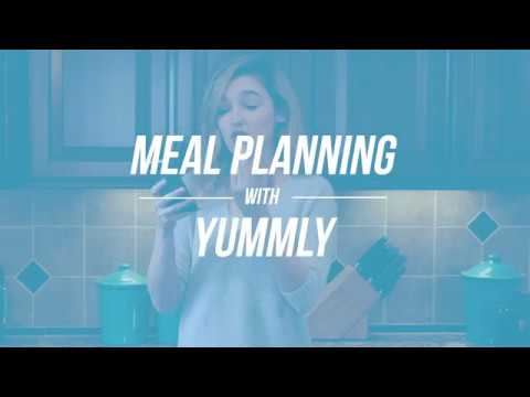 Meal Planning With Yummly