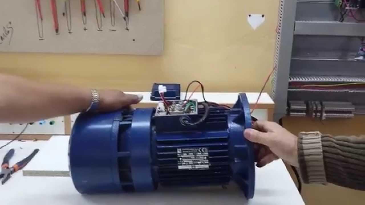 Tipos de frenado de motores electricos pdf