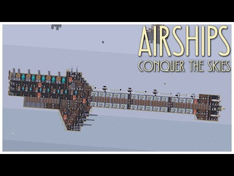 Airships: Conquer The Skies - Excalibur Command - Let's Play / Gameplay