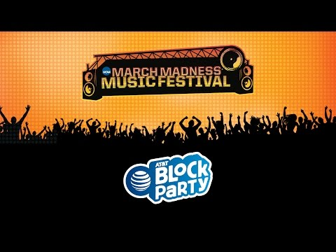 March Madness Music Festival: AT&T Block Party