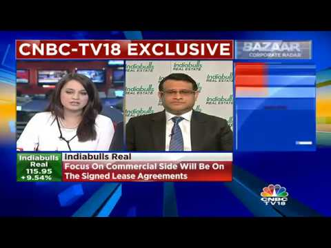 Expect Annuity Revenue To Be Rs 1,357 Cr By 2021: Indiabulls Real Estate