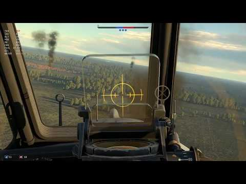 War thunder simulator  205 Serie 3