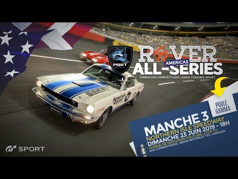 [GT Sport] - Rover All Series America by PRST - M3 (Poule Gamma)