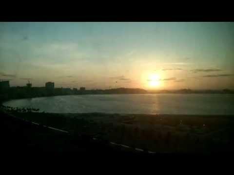 TimeLapse Baia de Luanda 022014