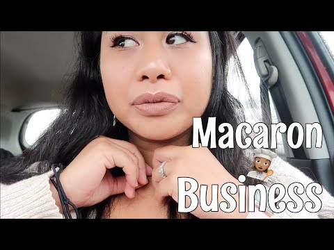 About My Macaron Business.