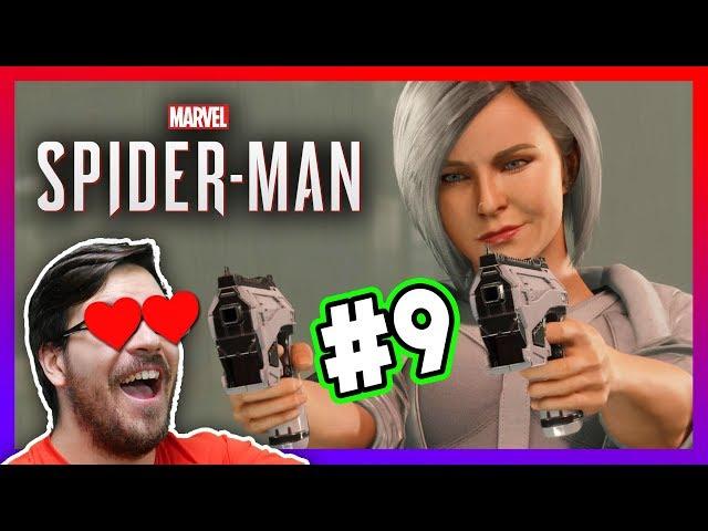 SPIDER-MAN PS4 #9 | O MILES E A JEITOSA! (Português)