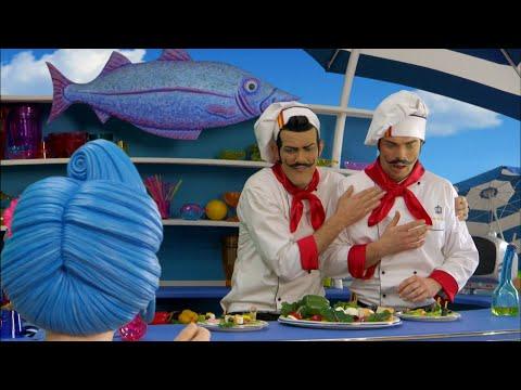 LazyTown - Los Gehts S03E11 Chefkoch Faulig 1080p HD (German)