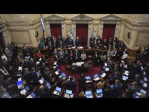 الأرجنتين: مجلس الشيوخ يصوت ضد قانون تشريع الإجهاض  - 13:22-2018 / 8 / 9