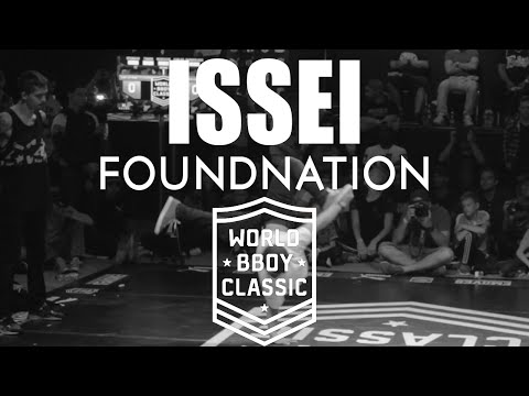 Bboy Issei   World Bboy Classic 2015