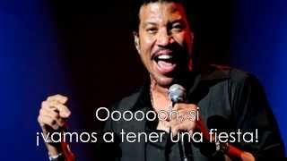 All night long- Lionel Richie |En español|