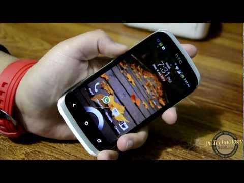 HTC Desire X - Gaming & Benchmarking