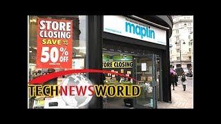 Maplin shutdown sale prices still HIGHER than rivals