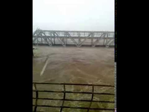 Narmada river Hoshangabad in This Rain