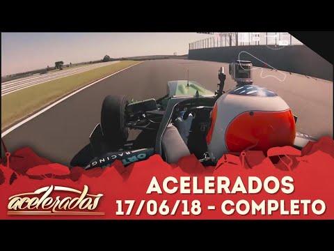 Acelerados (17/06/18) | Completo