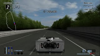 Gran Turismo 4 - Chaparral 2J Race Car HD PS2 Gameplay