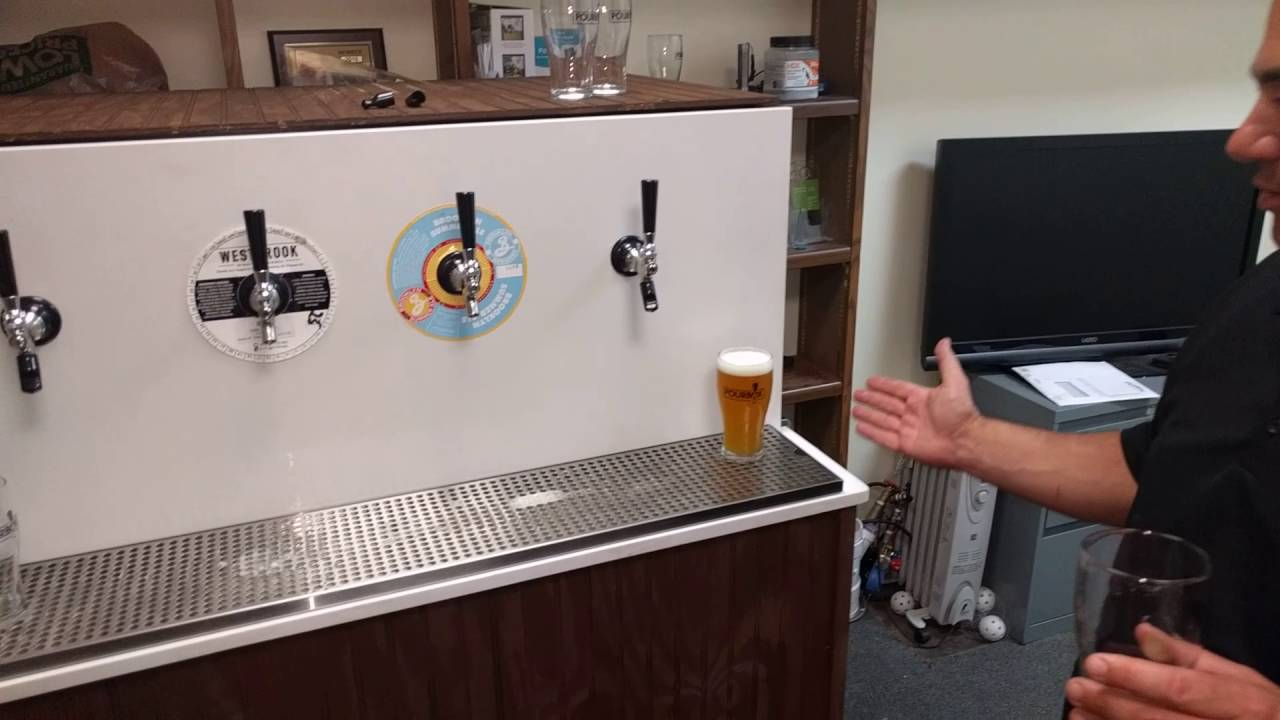 Beer tap systems for home - Pourbox Portable Draft Beer Systems
