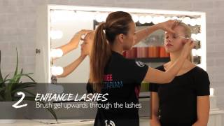 How to apply Brow and Lash Gel - The Body Shop - Beauty With Heart
