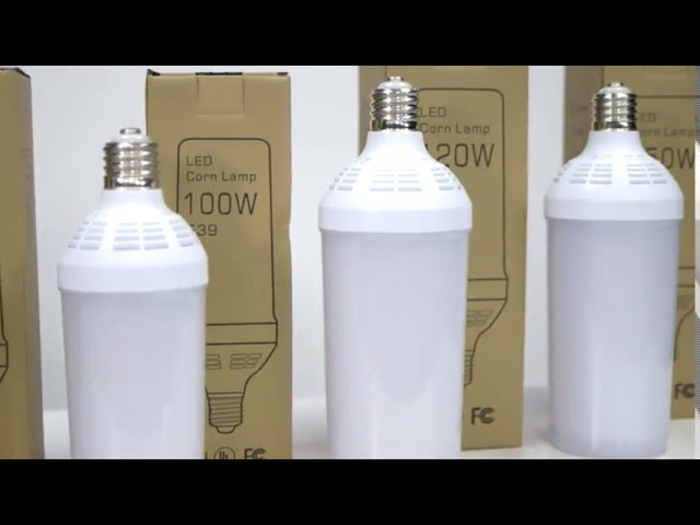 Commercial Video - Corn Light Bulb⠀
