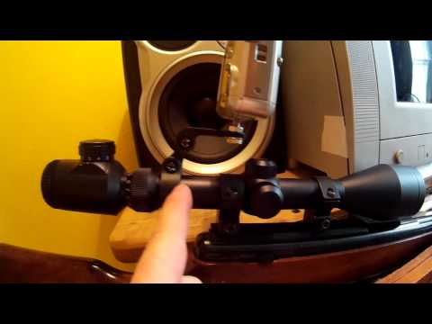 DIY Rifle Scope Camera Mount