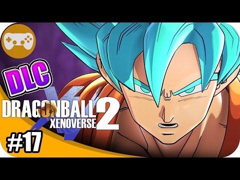 DRAGON BALL XENOVERSE 2 | DLC EL TORNEO UNIVERSAL PT2 #17
