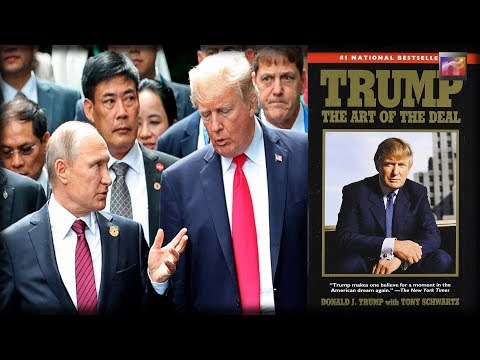 Putin SHOCKS The World As He BENDS OVER To Learn Trump's Art of The Deal Firsthand
