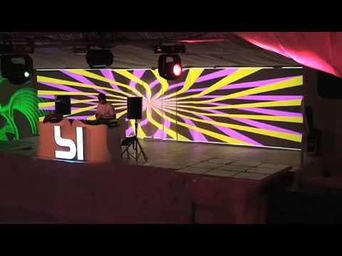 Видеомэппинг шоу в ночном клубе фильмы прайвет русским