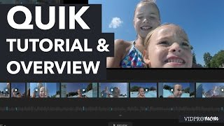 GoPro Quik for Desktop – FIRST LOOK Overview