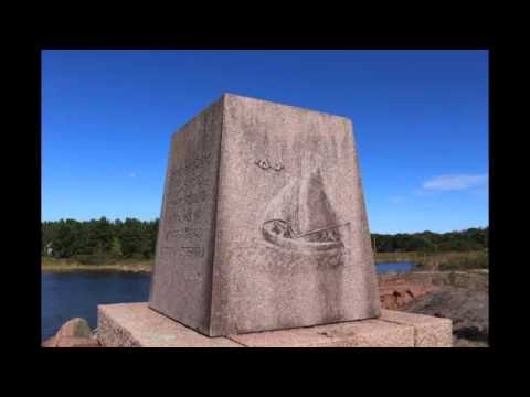 KIRBY WRIGHT: Artist in Residence, Aland Islands, Finland