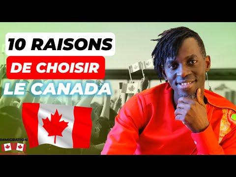 Pourquoi Choisir Le Canada  ?