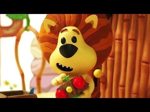 Raa Raa The Noisy Lion | Raa Raa's Favourite Things | English Full Episodes | Cartoon For Kids🦁
