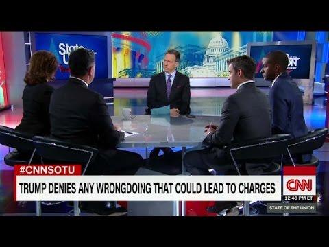 Trump: impeachment talk 'totally ridiculous'