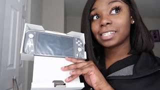 GHETTO Nintendo Switch Lite Unboxing