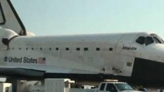 Fin de Una Era Espacial Parte OCHO El Ultimo Aterrizaje de Un Transbordador Espacial de la NASA