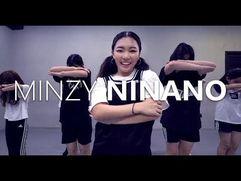 [Beginner Class] 민지MINZY - NINANO니나노 / Choreography . LIGI