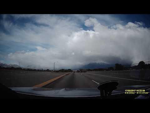 Car Crash in West Valley City Utah