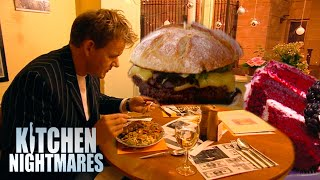 when the food iṡ straight up bussin | Kitchen Nightmares