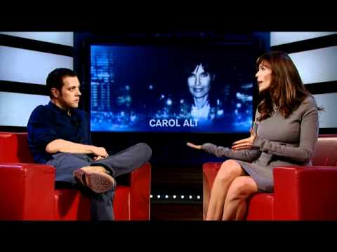 Carol Alt On Strombo: Full