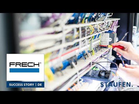 STAUFEN. Referenzprojekt Oskar Frech GmbH + Co  KG